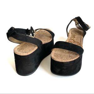 Sam Edelman Women's Henley Platform Sandals 8.5